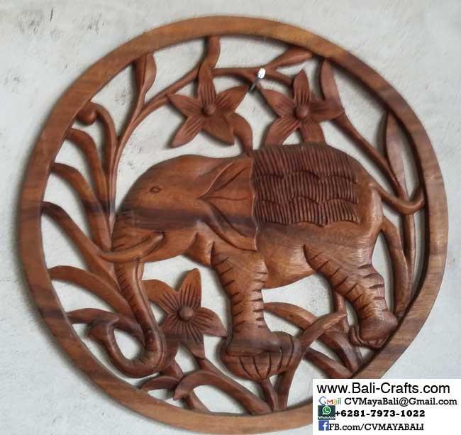 bceva1-10-wooden-panel-elephant-bali-indonesia