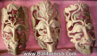 Wood Masks Bali