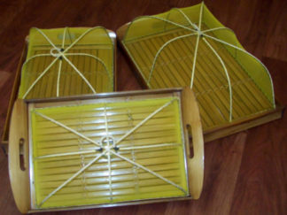 Bamboo Food Covers