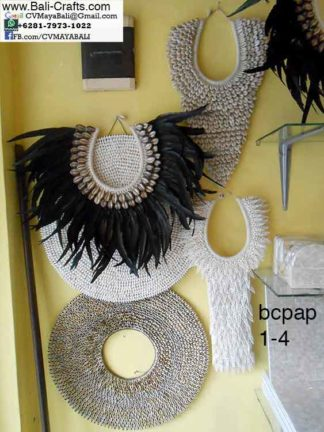 bcpap1-4 Tribal Jewellery Papua Necklaces Bali