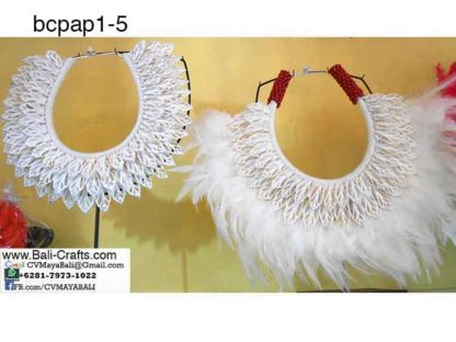 bcpap1-5 Tribal Accessories Papua Necklaces
