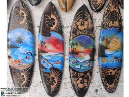 bcsurf1-16 Wood Surfing Boards Factory Bali
