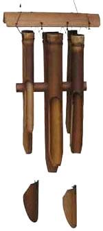 Bamboo Windchimes