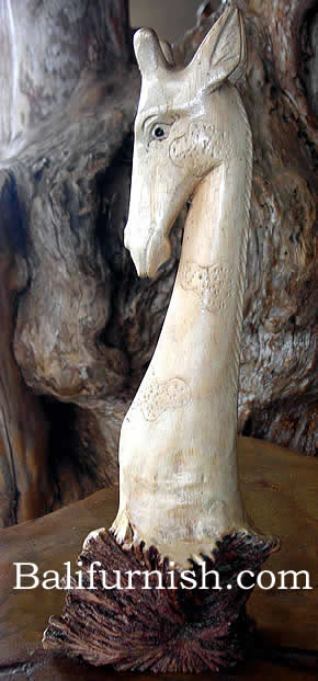 Parasite Wood Carvings