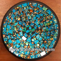 Mosaic Glass Bowls