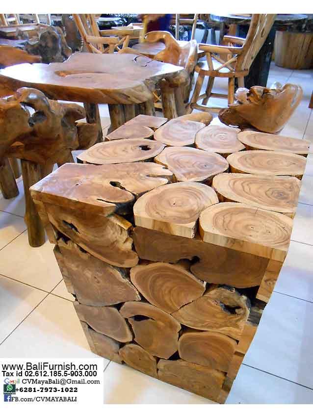 Teak Wood Stools