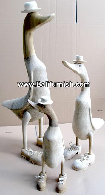 Bamboo Wood Ducks