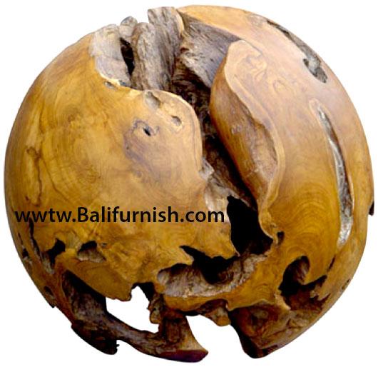 Teak Wood Balls